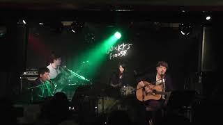 2018.5.19 Love&Leaf LIVE in 鹿児島WICKY'S HOUSE 【Love&Leaf】 鈴木...