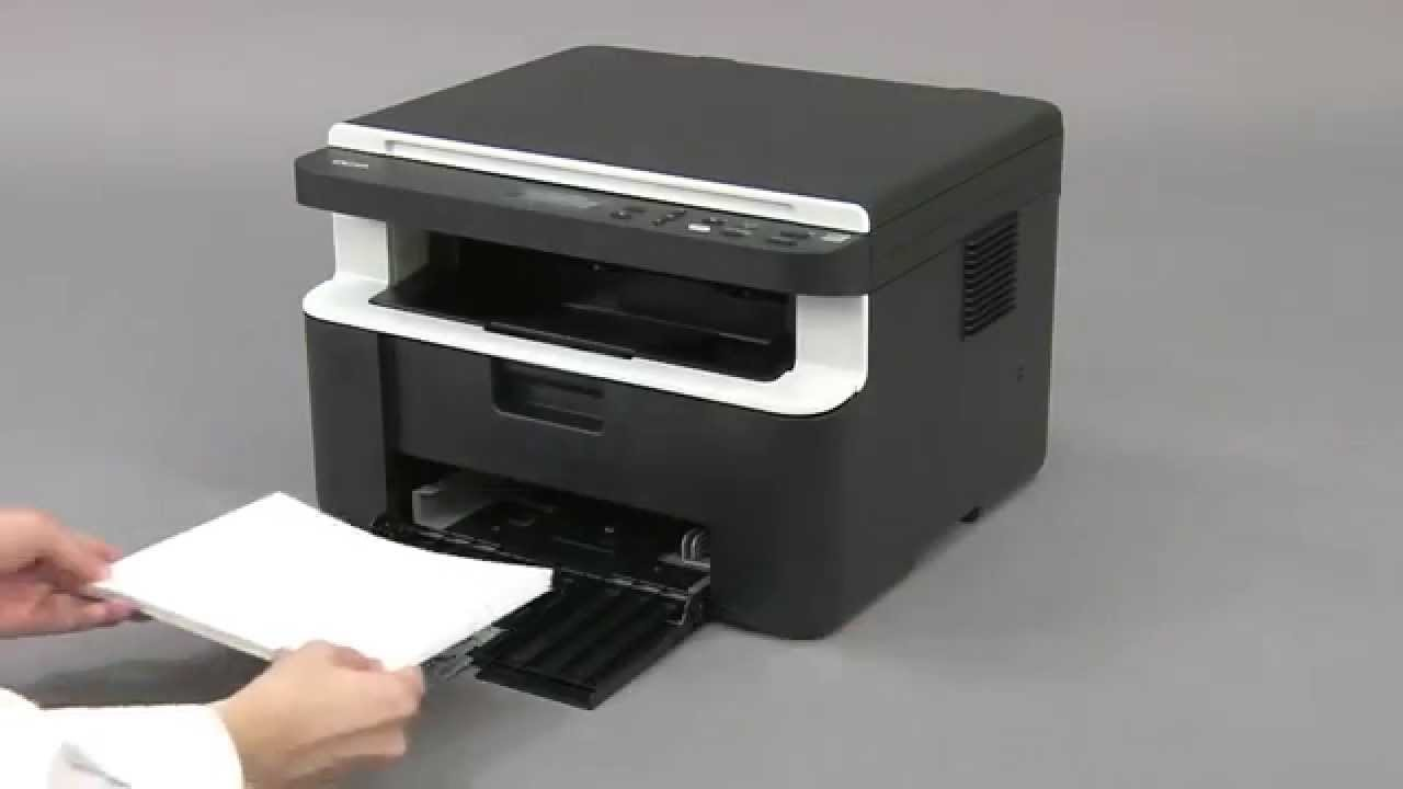 BROTHER DCP-1612W PRINTER DRIVER FOR WINDOWS