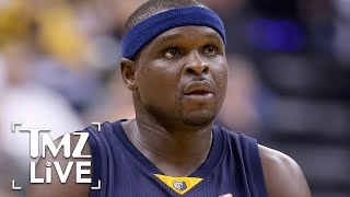 Zach randolph arrested for having 2 pounds of pot | tmz live