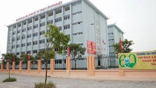 Đại Học Kinh tế kỹ thuật công nghiệp Hà Nội