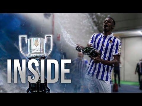 INSIDE | Ganar era esto | Copa del Rey | Real Sociedad