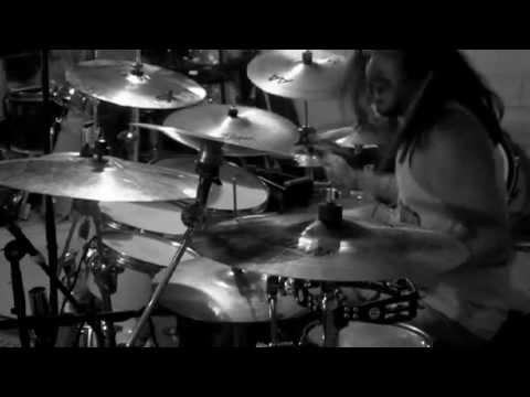 Glen Monturi- Skeleton Christ (Slayer Drum Cover)