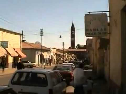 Asmara every day life exceptional video