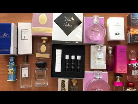 Нишевая и люксовая парфюмерия: Alexandre J, Kilian, Rance, Armani, Canel, D&G и не только
