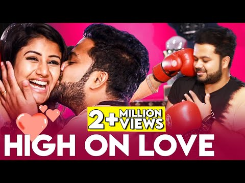 Countless KISSES Filled With Love : Alya Manasa & Sanjeev Romantic Interview | Valentine's Day