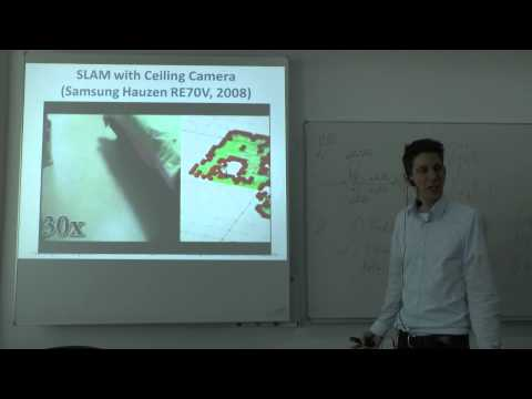 Lecture 7: Visual Navigation for Flying Robots (Dr. Jürgen Sturm)