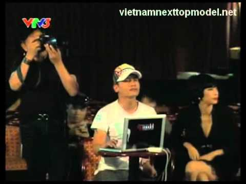 Viet nam next top model 2012 tập 7 Full (30/9/2012)