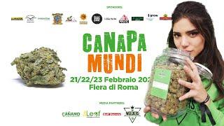 CANAPA MUNDI 2020, CORONAVIRUS E L'INDUSTRIA DELLA CANNABIS