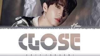 Download HAN JISUNG (STRAY KIDS)  – 'CLOSE' [Color Coded_Han_Rom_Eng]