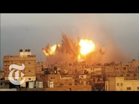 Israel-Gaza Conflict 2014: Mideast Rockets and Airstrikes Continue | The New York Times