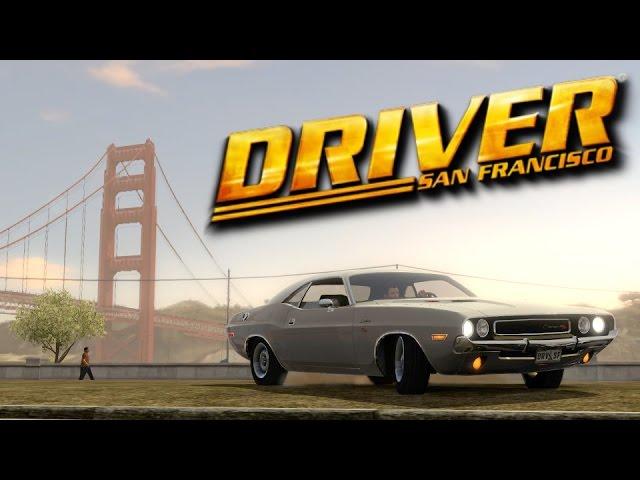 Driver San Francisco Mod White 1970 Dodge Challenger V Tanner S