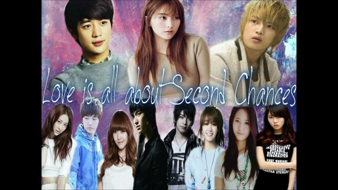love is all about second chances (wattpad cast) - YouTube