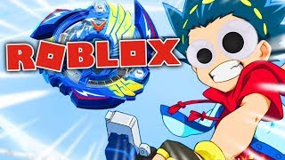 Roblox Beyblade Rebirth - LET IT RIP! - Episode 1