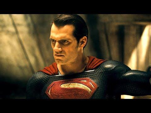 Superman Returns In justice league | 2017