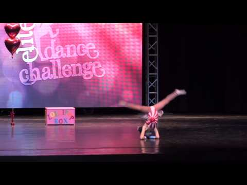 LOLIPOP - Acro Solo 8 year old  Fouette Academy of Dance