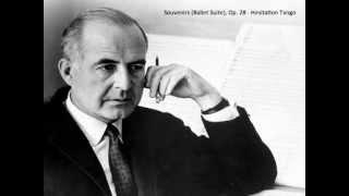 Samuel Barber - Souvenirs (Ballet Suite), Op. 28 - Hesitation Tango.m4v
