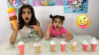 Don't Choose The Wrong Ice Cream Slime Prank Challenge!!
