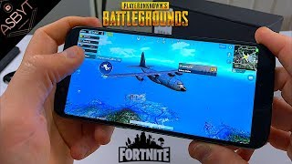Best BUDGET Gaming Smartphone For PUBG & FORTNITE! (2018)