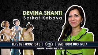 Devina Shanti, Temukan Gairah Saat Mendesain Kebaya