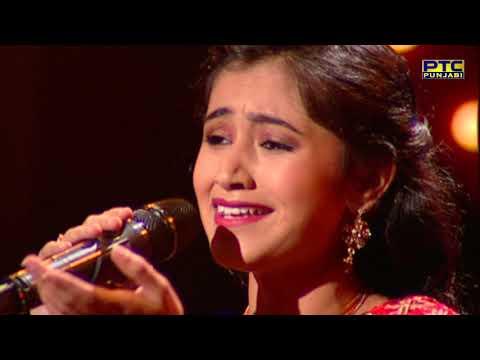 Tanishq singing Babul Meriyan Gudiyan | Voice Of Punjab Season 7 | PTC Punjabi