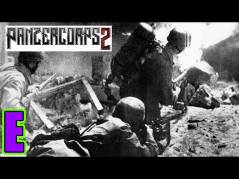 How to Assualt Eben Emael- Panzer Corps 2- Axis Operations 1940 DLC |