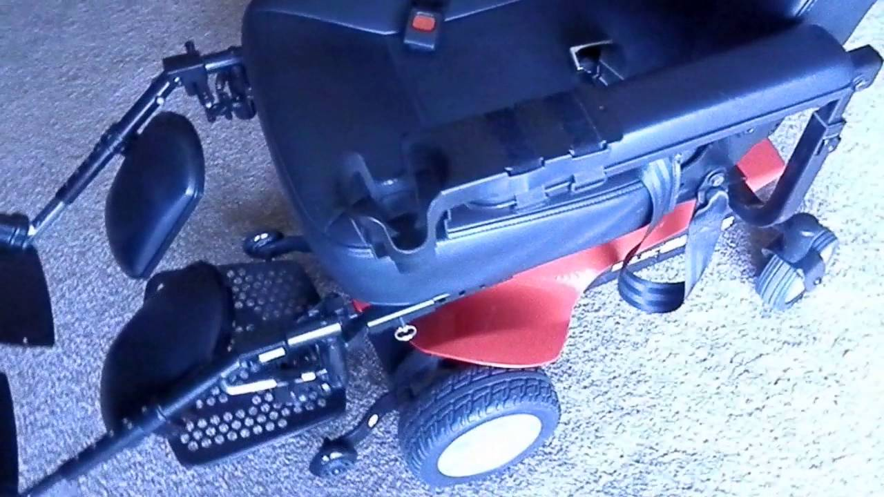 New Pride Jazzy Select Elite Power Wheelchair 4 Sale On EBay