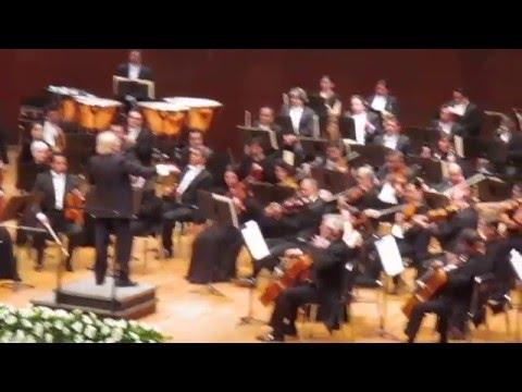 Sinfonía 4 (IV Allegro energico). Brahms. Diemecke. Ofunam