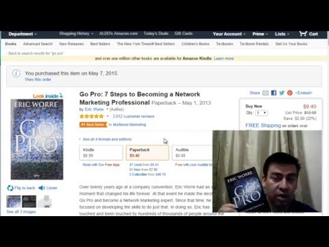 6 Best Network Marketing Books Reviewed