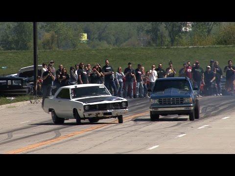 STREET RACE Gets SKETCHY !!!
