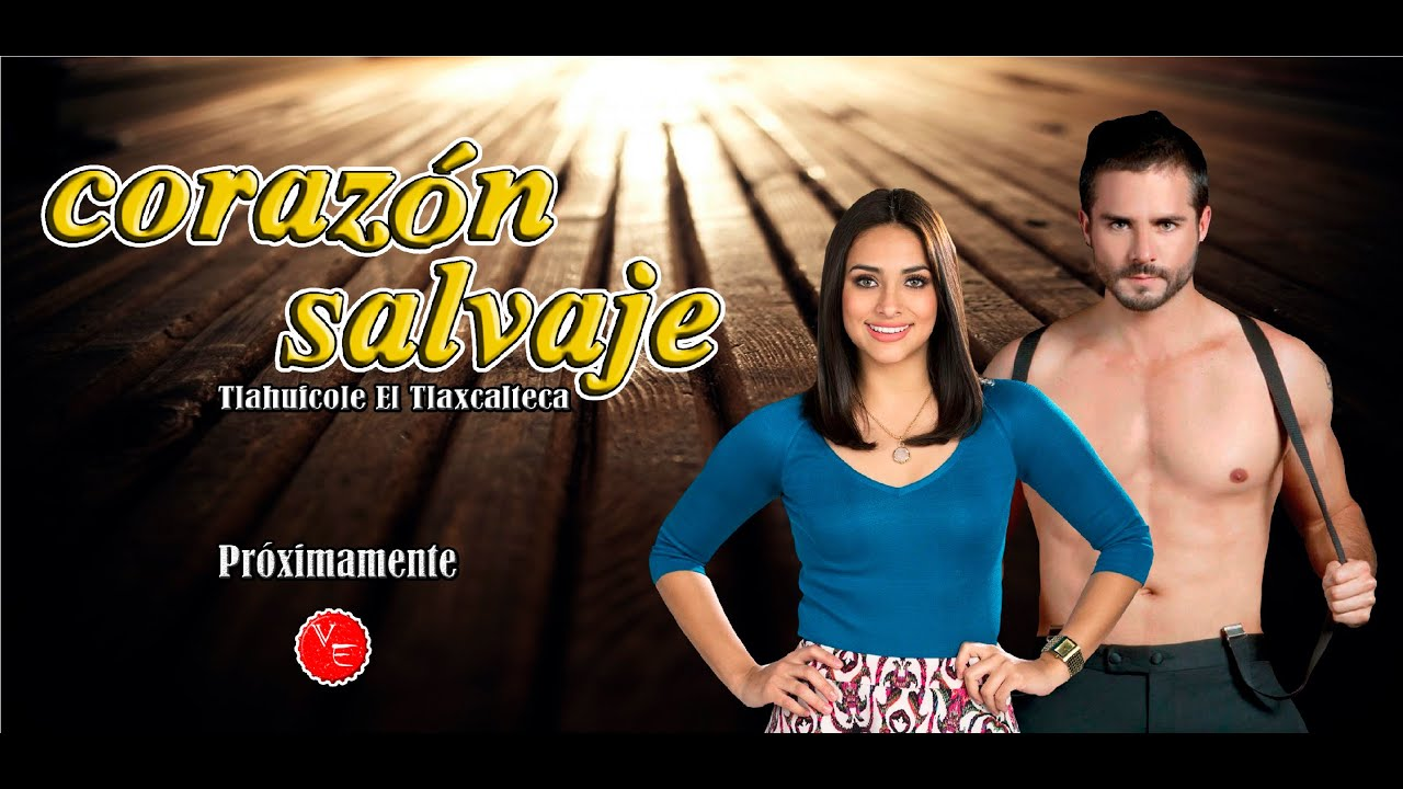 Serie remake de Corazón Salvaje con Jose Ron y Renata Notni 2021