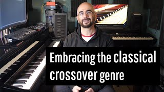 Embracing the classical crossover genre 🎹