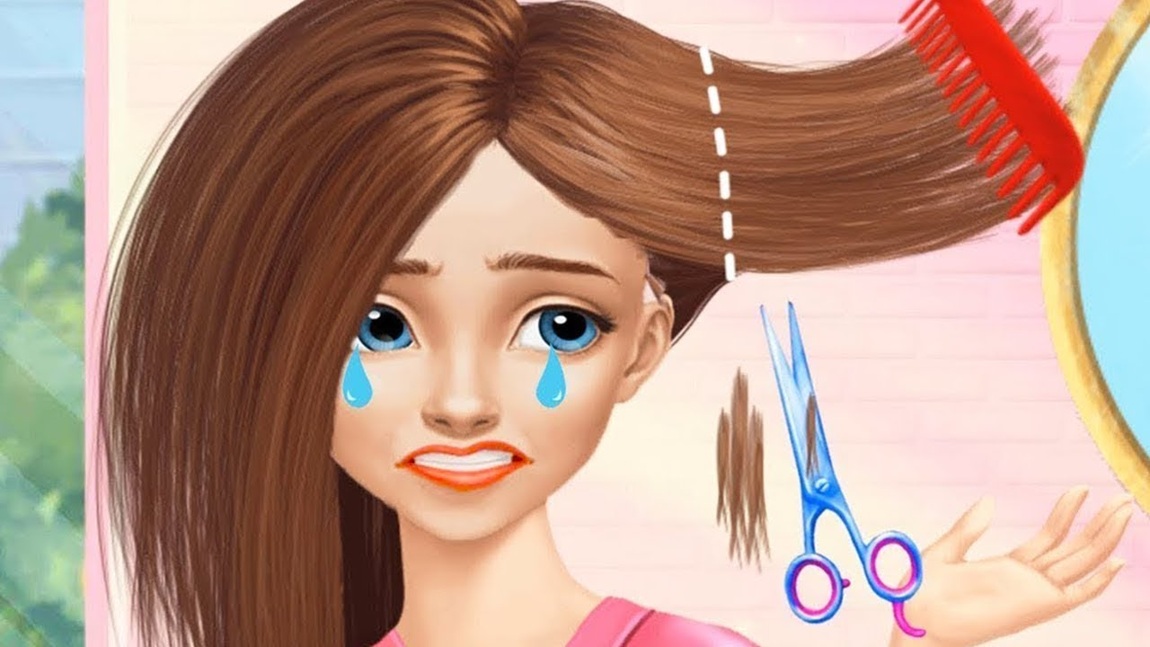 Fun Hannah High School Crush Kids Games – Play Dress Up , Nail Salon, Makeover Games For Girls