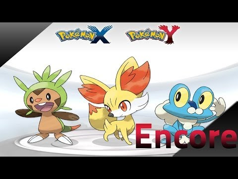Community Event: Pokemon X and Y Live Trading/Battling #3