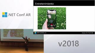 Roygar Briceño - Adding Augmented Reality to your Xamarin App