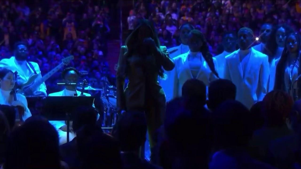Beyoncé - XO (Kobe & Gianna Tribute)