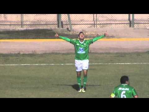 Sport victoria 1 sportivo huracan 1 1er gol