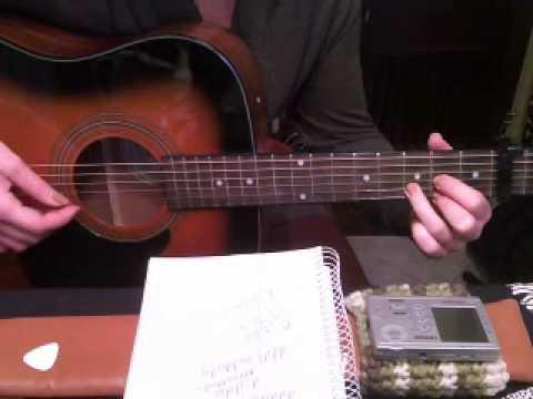 Ingrid Michaelson Everybody Tutorial Gitarre Leicht Beginner
