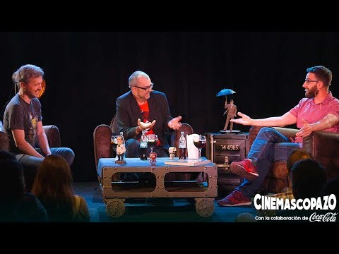 CINEMASCOPAZO #1: En busca del Arca Perdida y Dani Rovira en bata