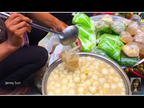 Asian Street Food, Market Food Compilation In My Village, Village Food Factory