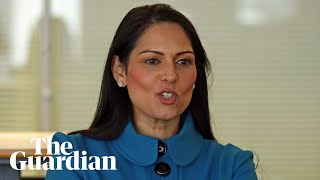 'It's not the government': Priti Patel says poverty is not Westminster's fault