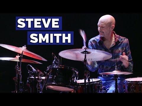 Steve Smith & The Groove: Blue Organ Trio | The Ralph Angelillo International Drum Fest 2017