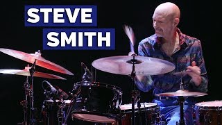 Steve Smith & The Groove: Blue Organ Trio | The Ralph Angelillo International Drum Fest 2017