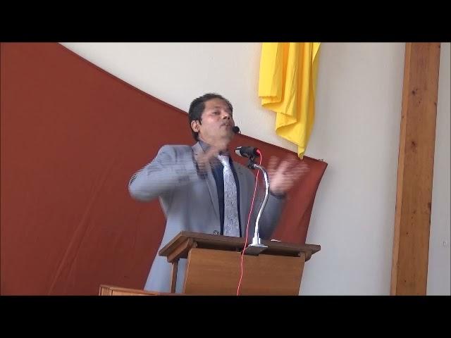 உன் பேரில் எனக்கு குறை உண்டு - Tamil Sermon By Elder ANGE Anniel