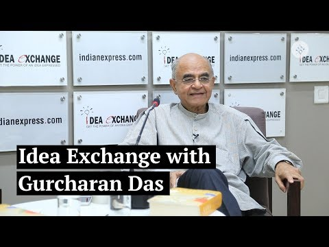 Idea Exchange | Author Gurcharan Das | Gurcharan Das Latest Book | Kama: The Riddle Of Desire