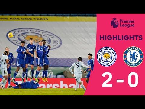 [HIGHLIGHTS] คลิปไฮไลท์การแข่งขันฟุตบอลพรีเมียร์ลีก สัปดาห์ที่ 19 เลสเตอร์ 2-0 เชลซี