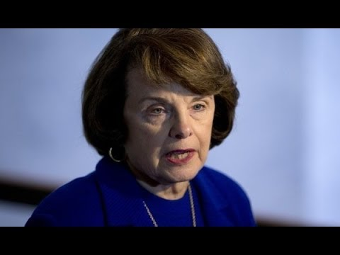 The Constitutional Crisis Of The CIA & Senate, Dianne Feinstein's Spying Hypocrisy