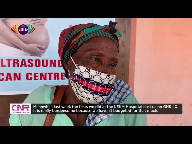 Labour unrest: Patients in Accra lament effect of industrial action | Citi Newsroom