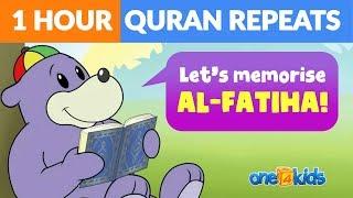 Download Lagu Al-Fatiha Repeats with ZAKY - Let's Memorise Quran! mp3