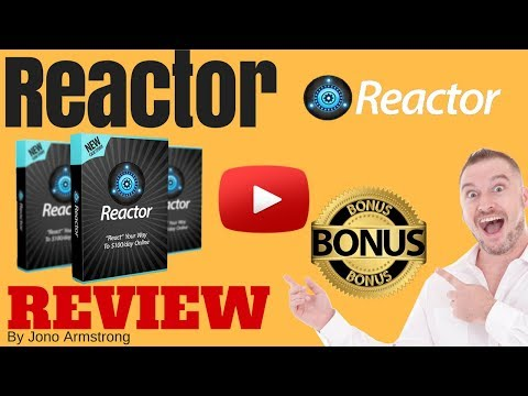 Reactor Review ⚠️WARNING⚠️ DON'T BUY REACTOR WITHOUT MY 👷CUSTOM👷 BONUSES!!