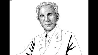 Henry Ford Drawing Time-lapse